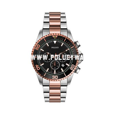 Rose Gold men Watch 50157MS1