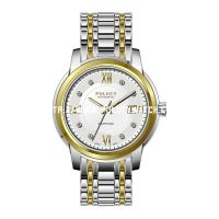 Gold Stainless Men Watch 32520M