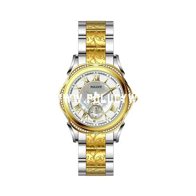 Diamond women Watch 33101L3