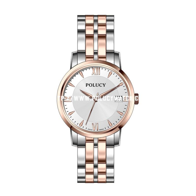 Lady steel watch 61012L