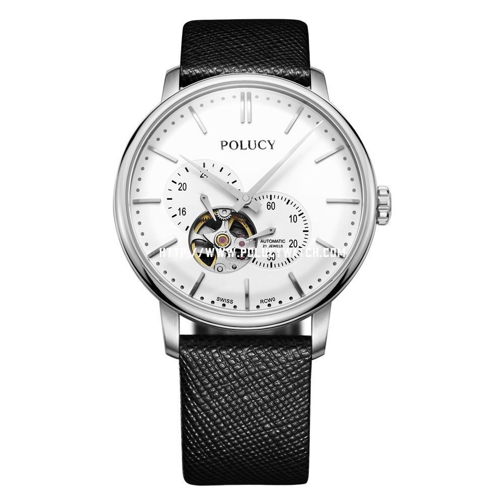 Skeleton men watch 61082M