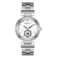 diamond lady Lotus watch P7640L2