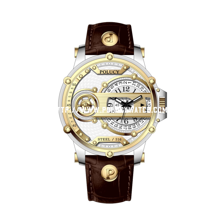 Rotating Automatic watch P9350M