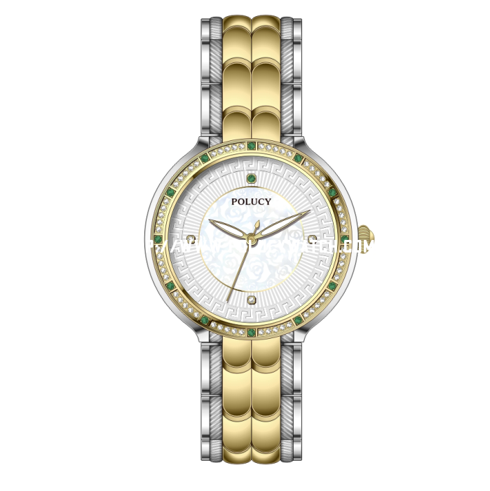 Stainless Lady watch P6042L