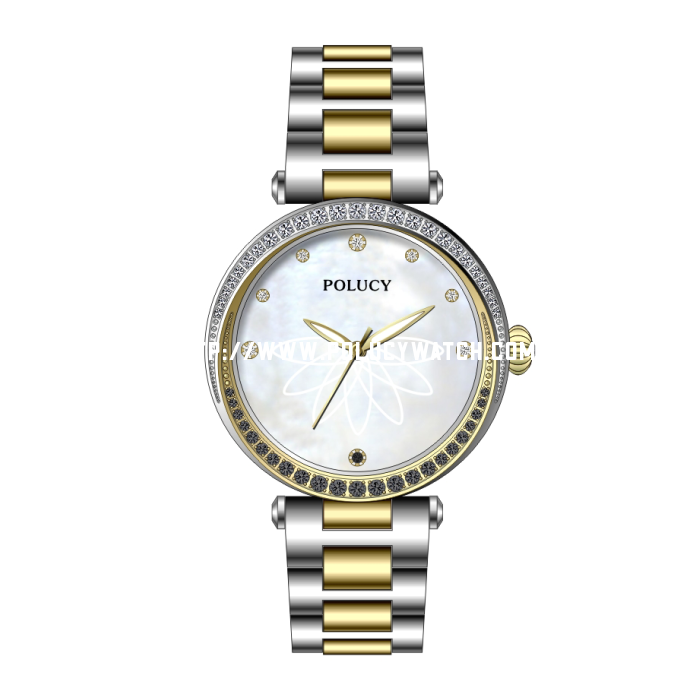 Lady stone watch P7540L