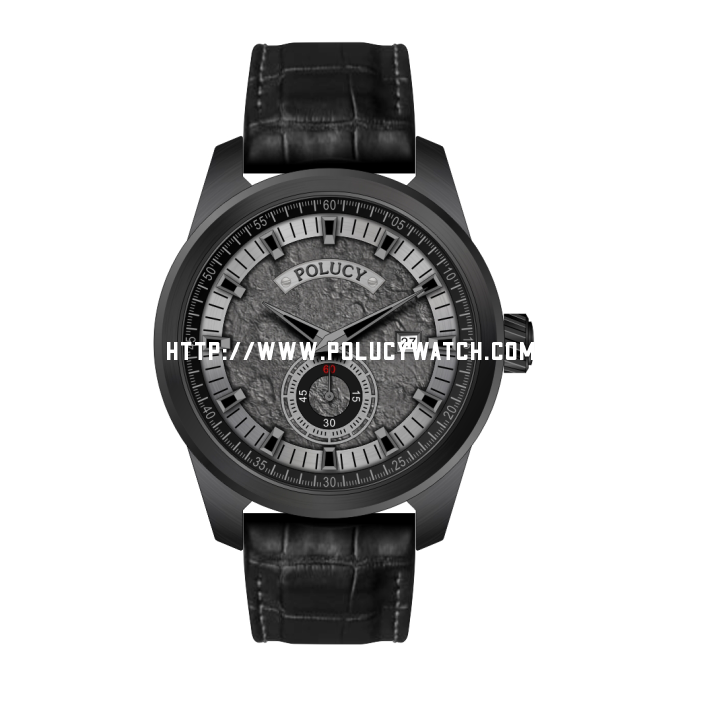 Men quartz Watch P7581M