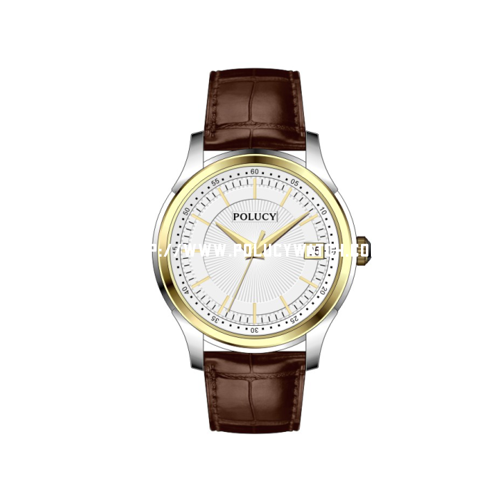 Lady leather watch P6780L