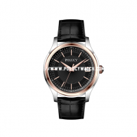 Man leather watch P6780M