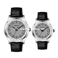Couple leather watch P6780ML