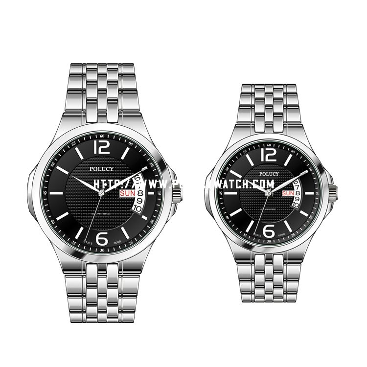 Lovers Simple SS Watch 32630ML