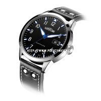 Simple leather Watch 34130M