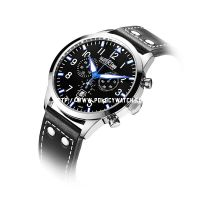 Sport leather Watch 34130M