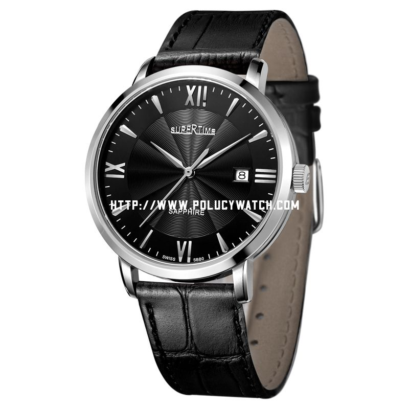 Simple Fashion Men watch 61011M