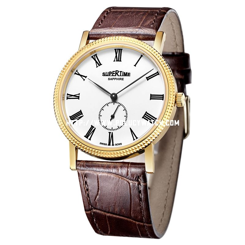Simple Men Gold watch 61021M