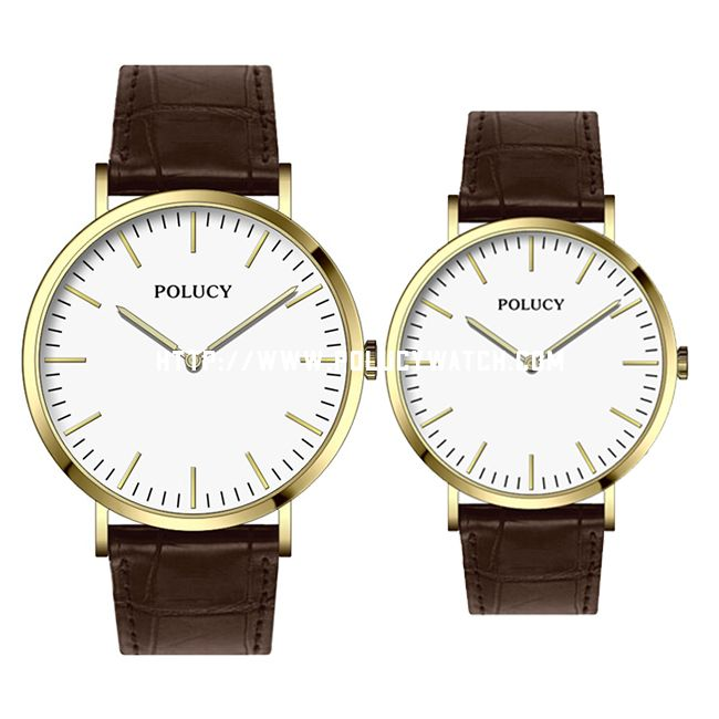 Leather Couple DW Watch P6321ML