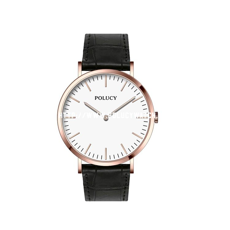 DW ODM Lady Leather Watch P6321L