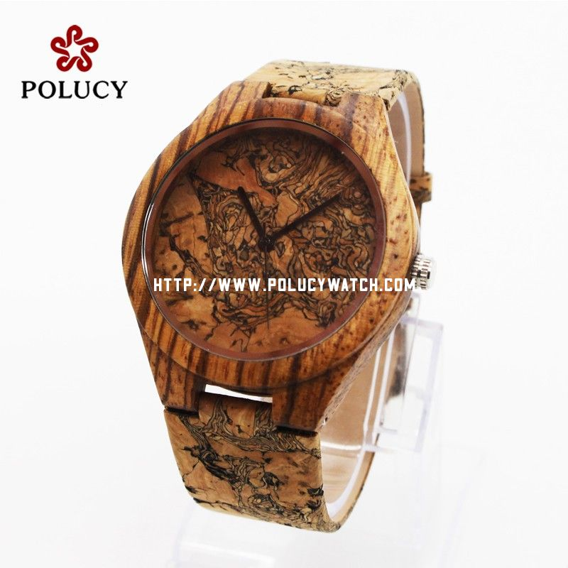 Maple Wooden Mens Watch PA870M