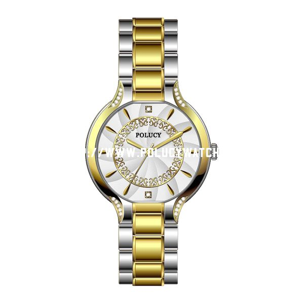 Steel Diamond Lady Watch W6331L